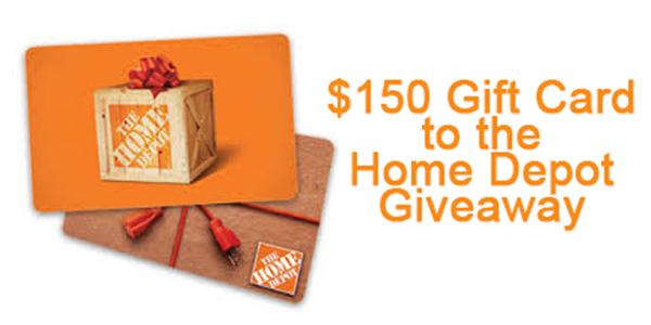 Home Depot Gift Card featured image