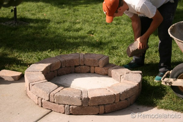diy seat wall and fire pit kit-35
