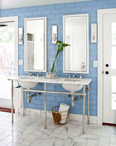 Remodelaholic Get This Look Back Entry Washroom And