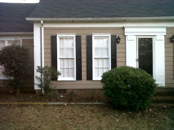 exterior shutters - tutorial for tall thin window shutters, Hello Newmans