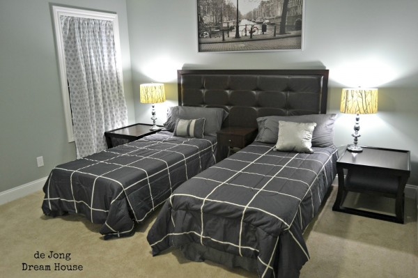 flex room as double guest room