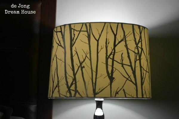 flex room, new lamps