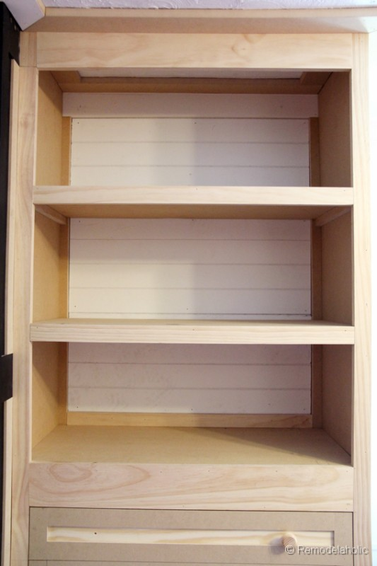 Awesome ... How To Build A Built In Closet, Built Ins From Existing Furniture Upcycl