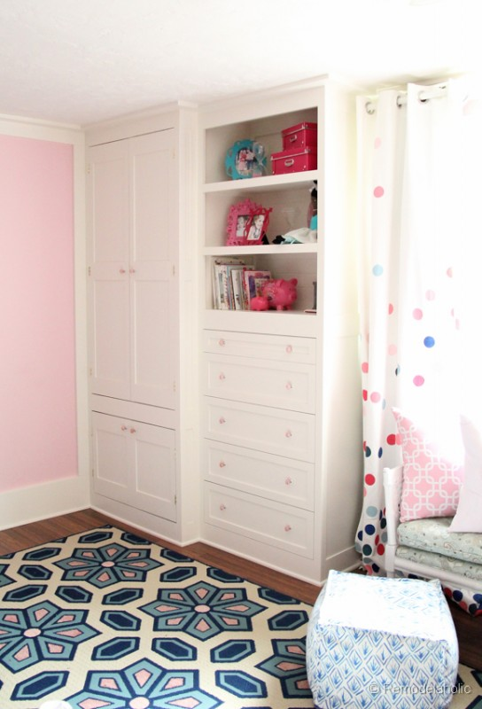 How To Build A Built In Closet Ins From Existing Furniture Upcycle