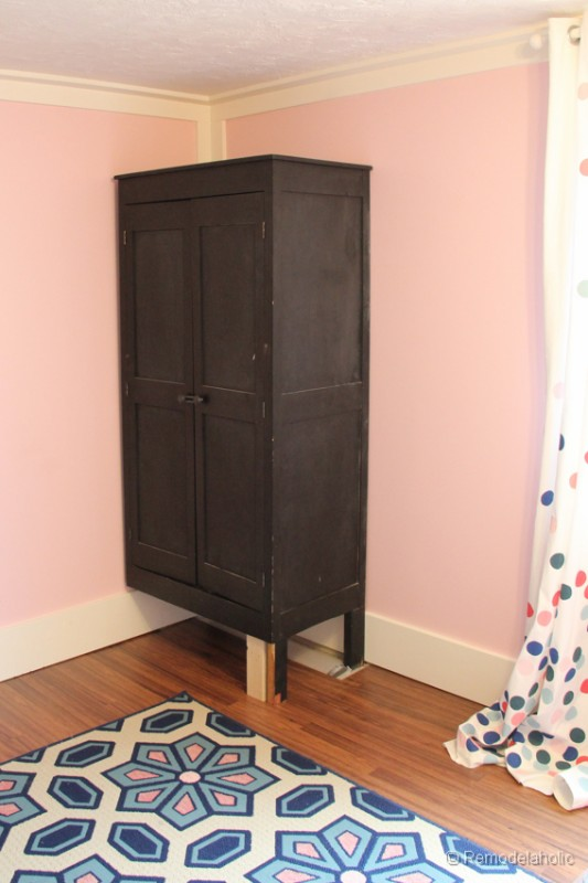 how to build your own built in wardrobe