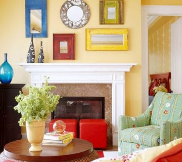 Tips To Add New Life To An Old Space via Tipsaholic