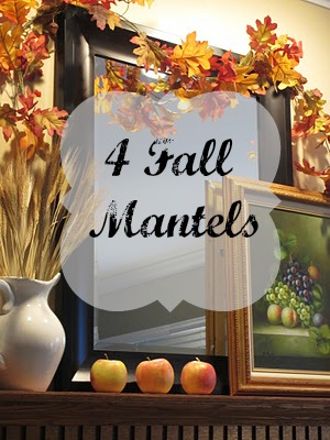 party feature - 4 fall mantels, Calypso in the Country