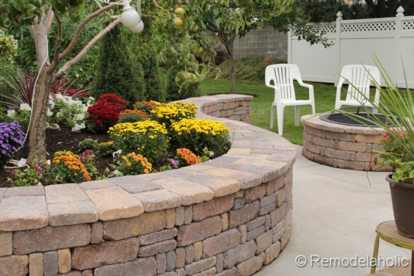 What To Fill In A Natural Stone Flower Bed With