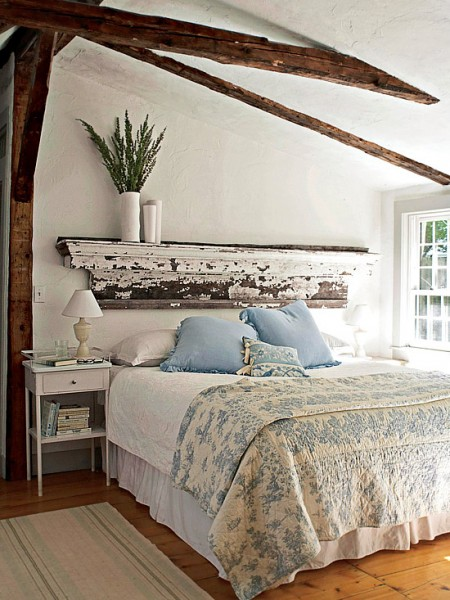 shabby chic rustic bedroom better homes and gardens