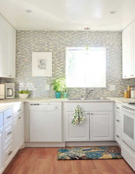 small kitchen remodel, Centsational Girl