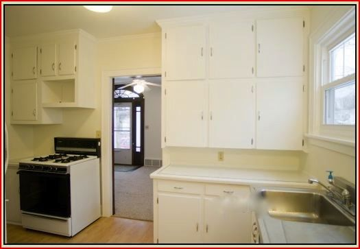 small kitchen remodel before