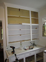 small kitchen remodel, in progress 4