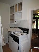 small kitchen remodel, in progress 5