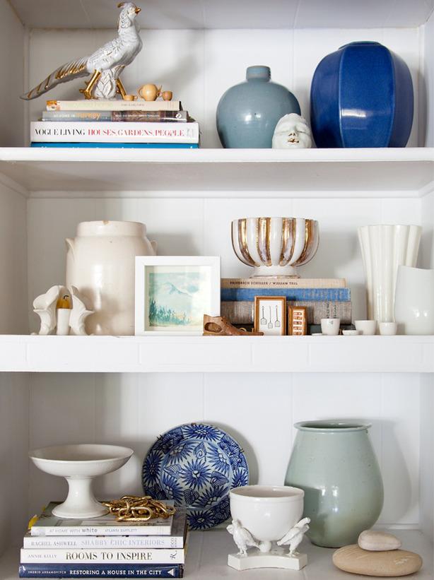 simple tips for styling bookshelves from remodelaholic com po emily henderson via hgtv