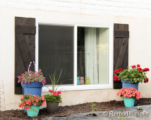 Build affordable DIY wood shutters to add curb appeal to your home's exterior windows