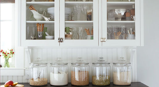 Remodelaholic | Get This Look: Classic Kitchen Curio