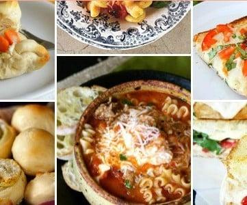 Variations on Traditional Comfort Food Recipes via Remodelaholic.com
