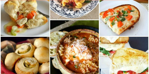 Variations on Traditional Comfort Food Recipes via Remodelaholic.com