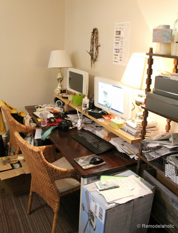 home office closet organization and design ideas