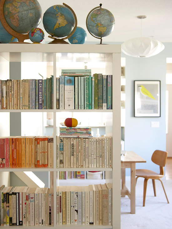 Remodelaholic Get This Look Stylish Library Of Open