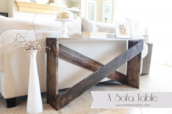Woodworking sofa table plans diy pdf free download
