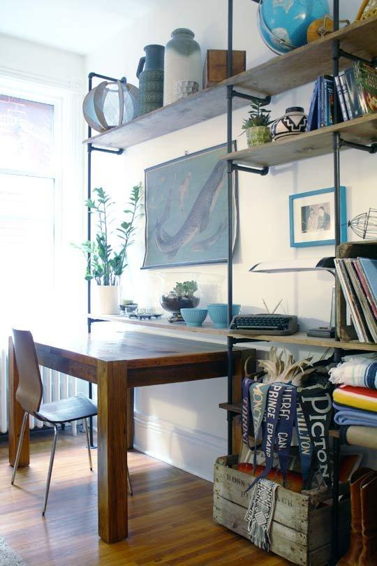 Home Office Shelving