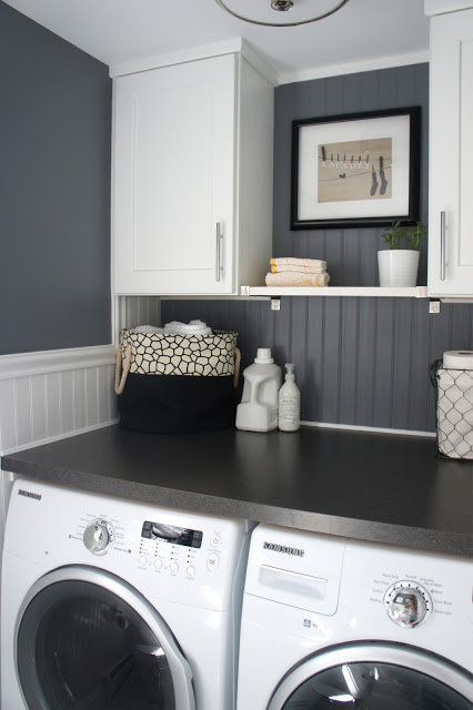 Get This Look: Fresh Laundry Nook Ideas For Small Laundry Rooms ...