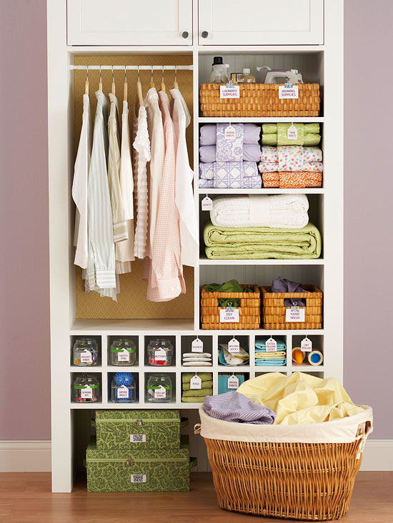 Remodelaholic 6 Solid Tips For Getting Organized