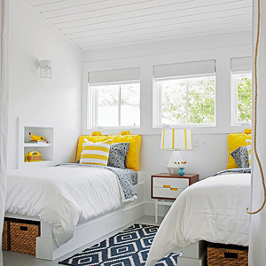 Remodelaholic Get This Look Warm Wood Tones In A White