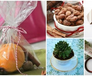 10 Easy Neighbor Gifts for the Holidays via Remodelaholic.com