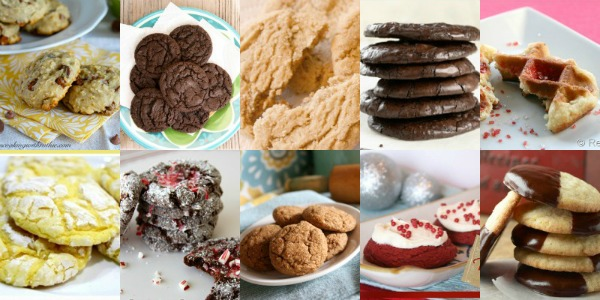 25 Cookie Exchange Recipes featured on Remodelaholic