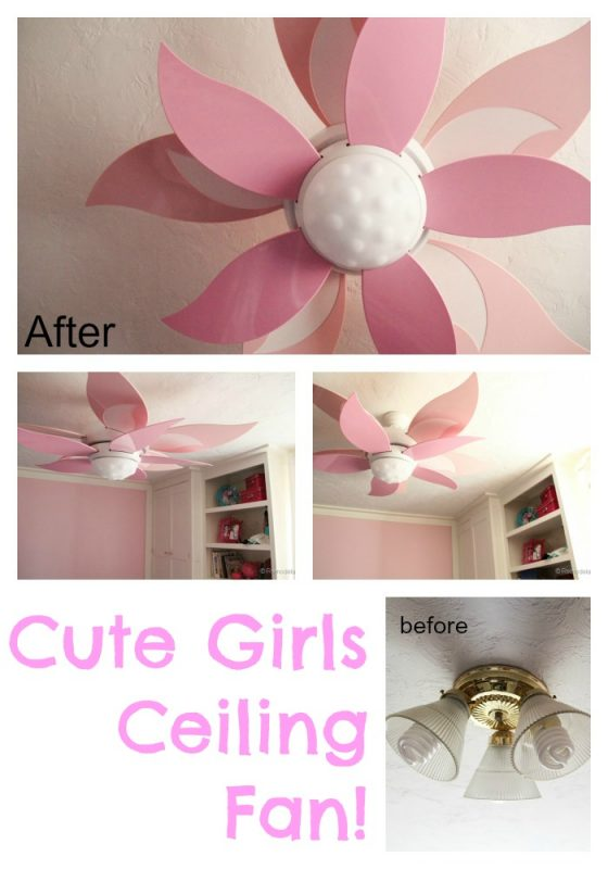 Lovely Flower Fan Construction Haven Home Business
