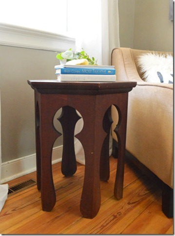 DIY Building Plans, Hexagonal Moroccan Style End Table | Remodelaholic