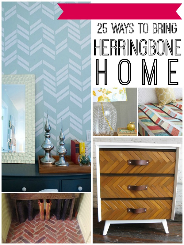 25 Herringbone Projects For Your Home Construction Haven Home Business Directory