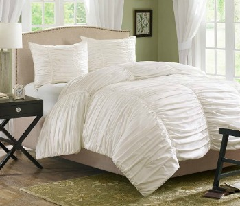 Best Home Essence ruched forter set Amazon