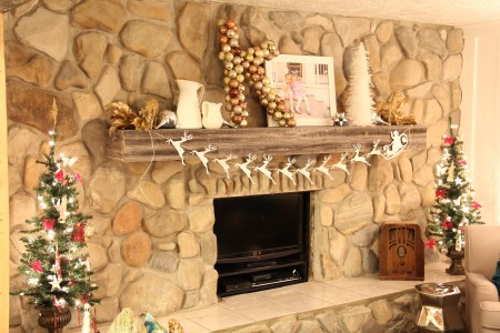 Monogram wreath ornament wreath (27)