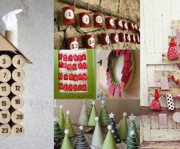 Top Ten Advent Calendars and Link Party