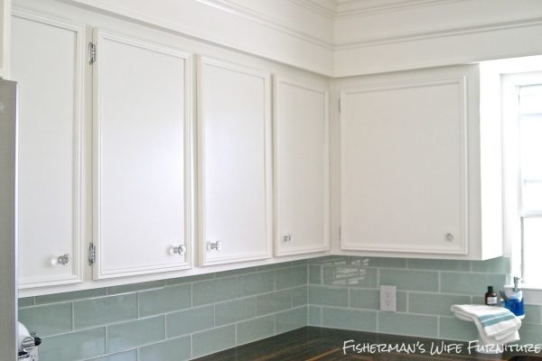 Glass Pulls On Kitchen Cabinets