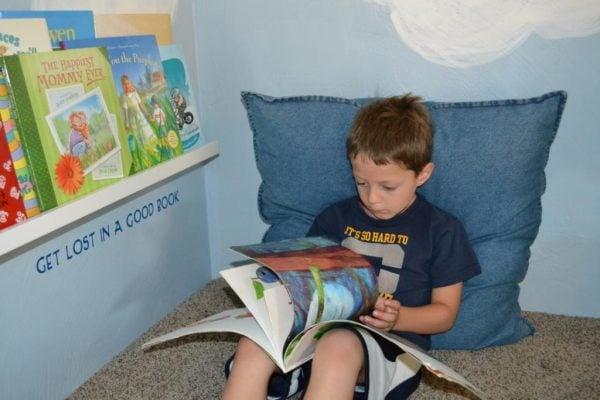 indoor tree house reading loft, I Am Hardware featured on Remodelaholic