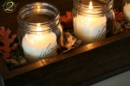 party feature - fall centerpiece, Addicted2DIY