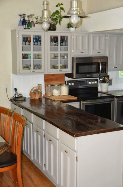 party feature - kitchen update, Since I Became A Mom