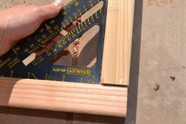 square the corners of a playhouse loft for an indoor tree house, I Am Hardware featured on Remodelaholic.com