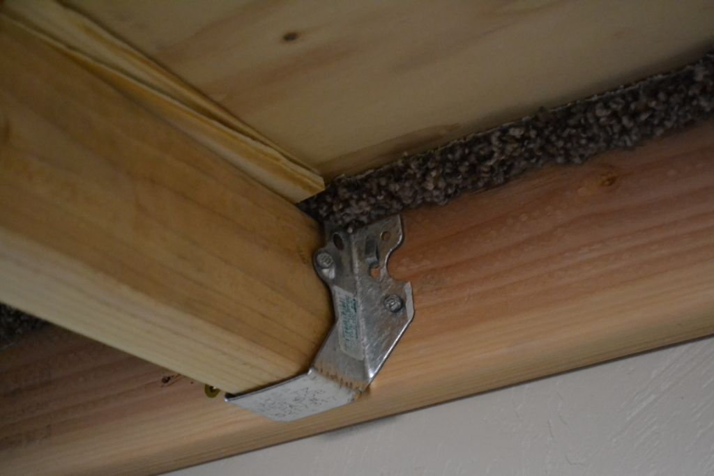 Pictures Of Metal Brackets For Wood Beams