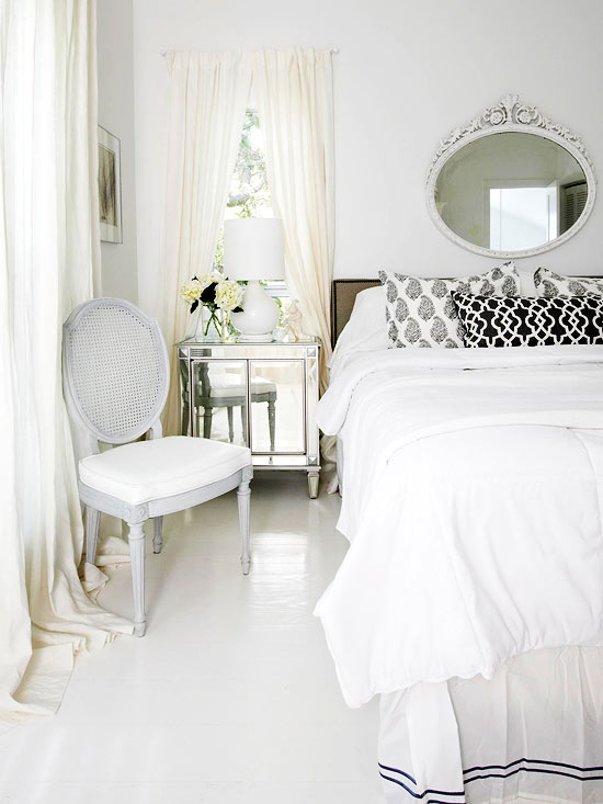 Remodelaholic | Get This Look: Dreamy White Bedroom