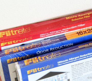 Filtrete Giveaway!
