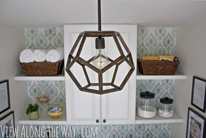 Mason Jar Bathroom Light Fixture Diy