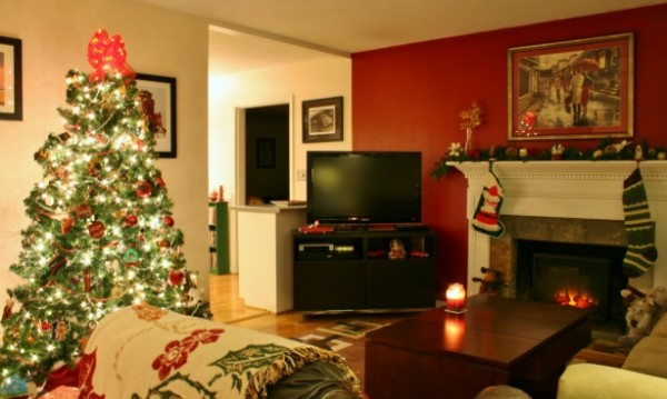 12-20 Christmas home tour, Rappsody in Rooms