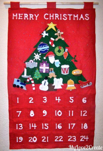 Christmas Advent 3, MyLove2Create