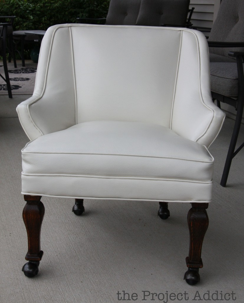 Restoring Antique Leather Remodelaholic How To Restore An Old Leather Chair