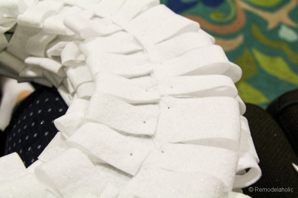 Снеговик Зима Венок Учебник-15
